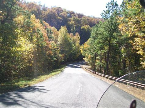 Talimena Trail From Murfreesboro Ar Arkansas Motorcycle