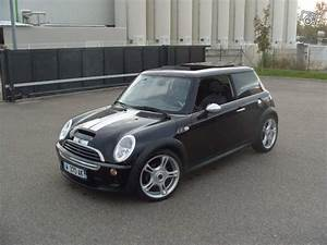 Mini Cooper Noir : mini cooper s r53 1 6 compresseur 163ch vs smart forfour brabus 2005 1 5 turbo 177ch auto ~ Gottalentnigeria.com Avis de Voitures