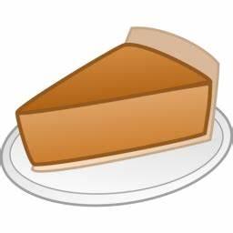Free Slice of Pie Clip Art