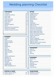 Wonderful www wedding planning checklist wedding checklist for Wedding photo ideas list