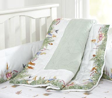 Beatrix Potter Nursery Bedding by Pip Challenge Show Me Your Bedding The Bump
