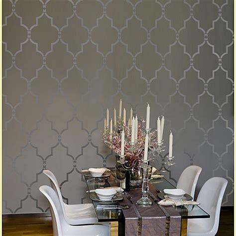home decor wall stencils modern dining room  york
