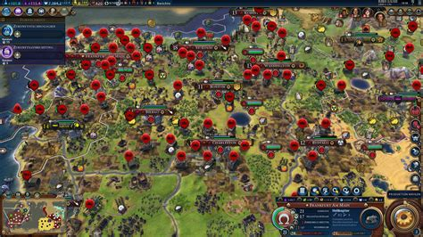 My first CIV 6 game, what is this game doing??? : civ