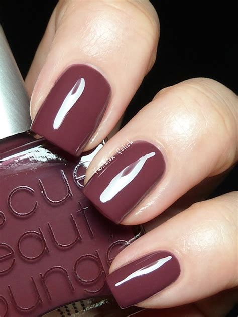 nail colors    fall winter  workchic