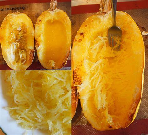 spaghetti squash spaghetti squash recipe with spinach pesto tomatoes culicurious