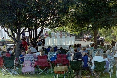 summer concert series continues tonight  riverside park