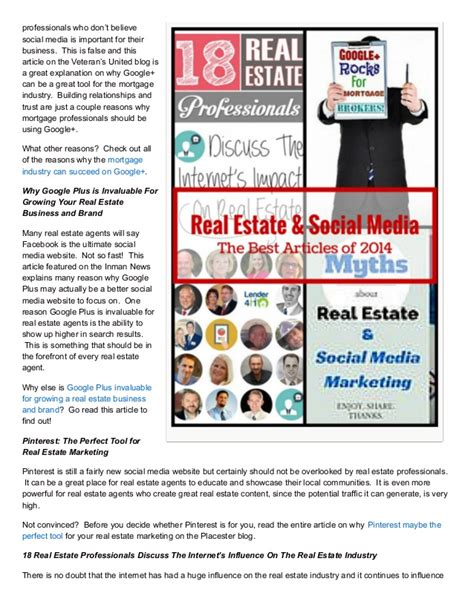 Top Real Estate Articles  The Best Blog Articles Of 2014