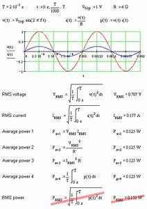 Voltage, Current, Power & Energy : Definitions ...