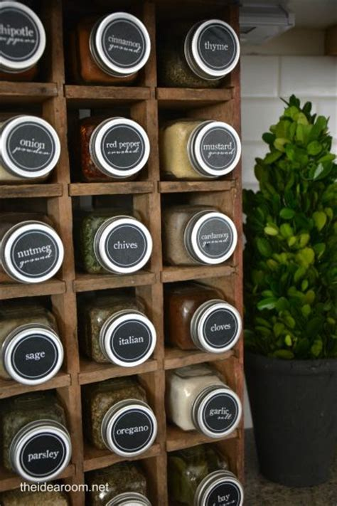 Spice Rack Stickers by Spice Labels Printables Beautiful Jars And Spice Racks