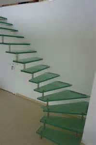 Escalier Verre prix d un escalier en verre
