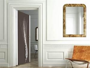 Moderniser Une Porte Intérieure Vitrée : d coration de porte 3 tendances pour les relooker habitatpresto ~ Melissatoandfro.com Idées de Décoration