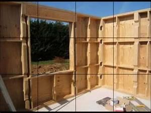Extension Ossature Bois : extension ossature bois syst me constructif module 3d ~ Melissatoandfro.com Idées de Décoration