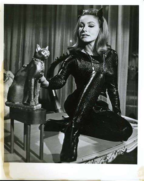Style Icon: Julie Newmar as Catwoman