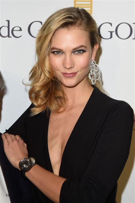 Karlie Kloss Gets Red Hair Makeover Say Goodbye Her