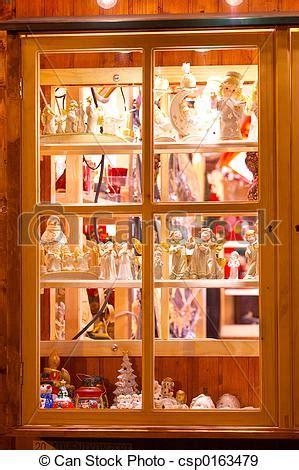 Weihnachtsdeko Fenster Stock by Laden Dekoration Fenster Weihnachten Traditionelle
