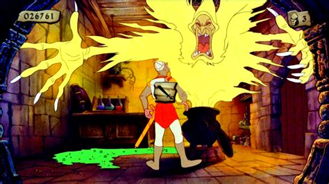 Dragon's Lair Review (xbla