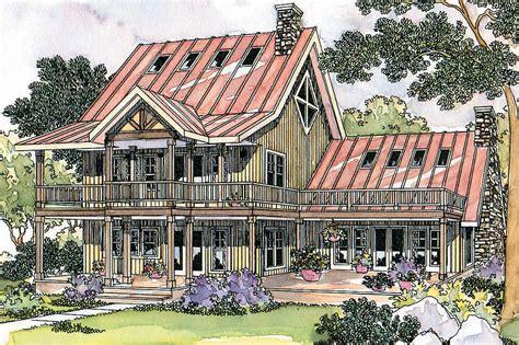 lodge style house plans avondale    designs