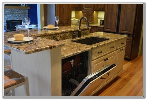 kitchen island with sink and dishwasher and 17 best images about kitchen island with sink and