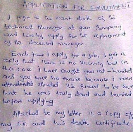 job application letter  nigeria letter