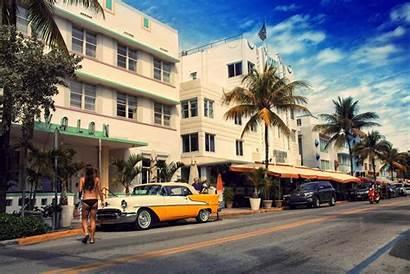 Vice Miami Florida Ocean Gta Buildings Drive