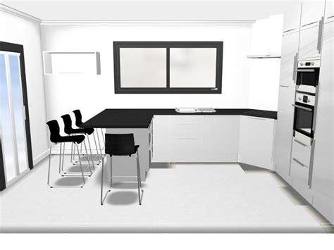 cuisine abstrakt ikea cuisine ikea abstrakt blanc avec retour repas votre avis