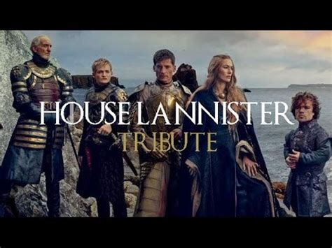 Game Of Thrones  Soundtrack House Lannister (season 13