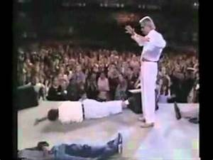 let the bodies hit the floor youtube With benny hinn bodies hit the floor