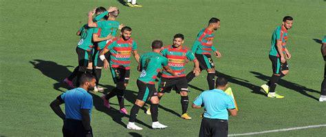 نادي مولودية الجزائر ، هو نادي عاصمي من مدينة الجزائر العاصمة. الخبر-مولودية الجزائر تعود بتأهل صعب من تونس
