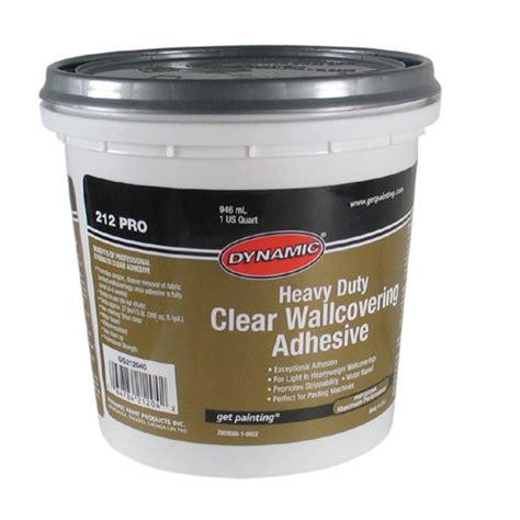 Adhesive  Clear Wallpaper Adhesive Rona