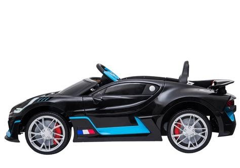 We drive one of just 40 of these $8.2 million, 1103kw/1600nm machines to be built. Electric Ride-On Car Bugatti Divo Black Painted | Electric ...