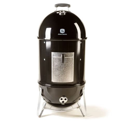 weber smokey mountain john deere weber smokey mountain cooker smoker hr smc185