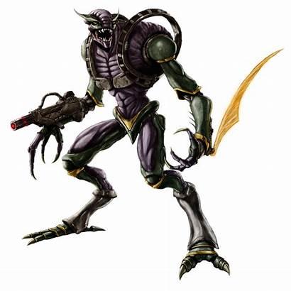 Metroid Pirate Space Prime Enemies Nintendo Pirates