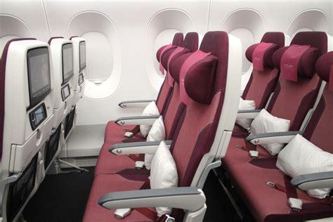 swiss siege look qatar airways 39 business class and economy