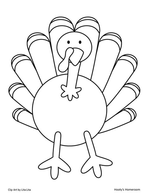 Turkey Template Blank Turkey Templates Happy Easter Thanksgiving 2018