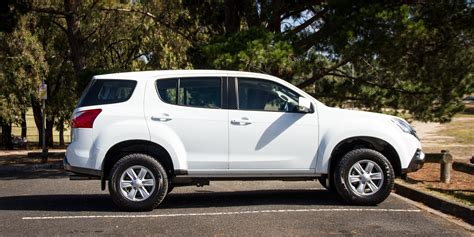 Isuzu Mux Modification by 2016 Isuzu Mu X Ls M 4x2 Review Caradvice