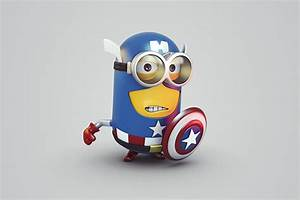 Minions as Avengers Free Wallpaper - WallpaperSafari