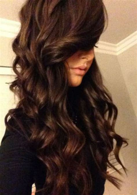 chocolate brown hair color light medium dark shades