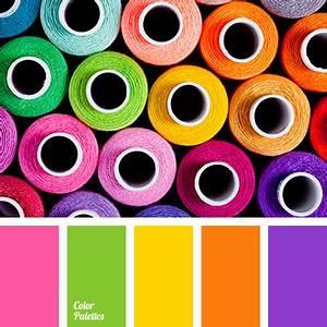 pink and orange | Color Palette Ideas