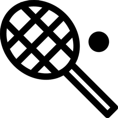 tennis racket  ball  vectors logos icons   downloads