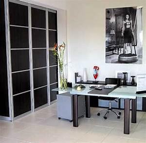 placard bureau transformer un placard en bureau am nager With good plan de travail maison 2 vente mobilier bureaux maison particuliers paris