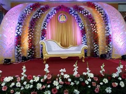 Mandap Decoration Floral Traditional Bridal