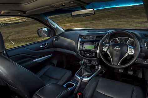 nissan navara interior nissan navara np 300 review a premium pickup carwitter