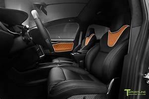Tesla Model X Custom Interior Program - T Sportline - Tesla Model S, 3, X & Y Accessories