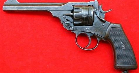 sir hugos webley webley revolver 455 caliber 1915 mister mottley gets his