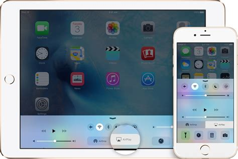 iphone airplay to mac how to airplay or audio on iphone mac in ios 10