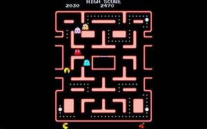 Free ms.pacman coloring pages
