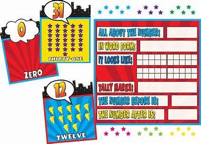 Bulletin Board Superhero Display Teacher