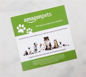 Amazon Prime Sample Box Review Dog Food and Treats