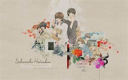 Hatsukoi Ichi Sekai Sekaiichi Wallpapers Fanpop Explore
