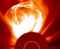 The Sun Shoots Out a Powerful M4.4 Class Solar Flare - Largest Eruption of Solar Cycle 25 Th?id=OIP